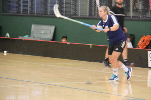 Floorball Brisbane competition